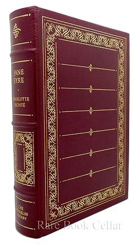 JANE EYRE Franklin Library: Bronte, Charlotte Monro