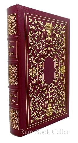 JANE EYRE Easton Press: Bronte, Charlotte