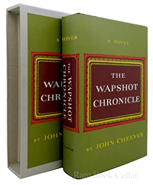 THE WAPSHOT CHRONICLE: John Cheever
