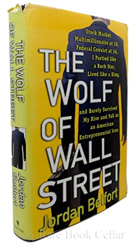 THE WOLF OF WALL STREET: Jordan Belfort