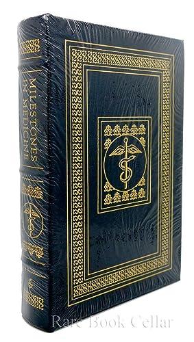 MILESTONES IN MEDICINE Easton Press: Rvey, William; Jenner,