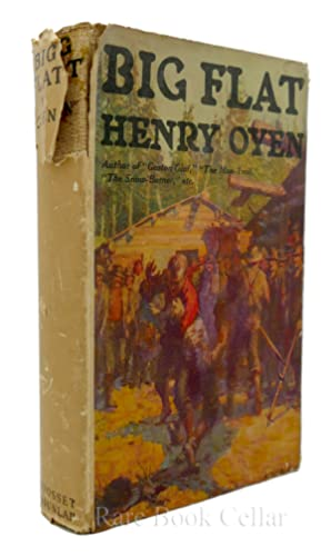 BIG FLAT: Henry Oyen