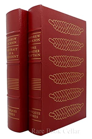 ANDREW JACKSON : Easton Press: James Marquis - Andrew Jackson