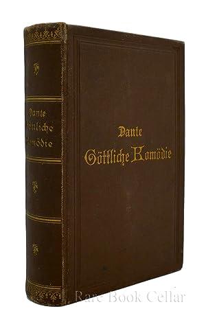 GÖTTLICHE KOMÖDIE: Dante Alighieri - Rudolf Pfleiderer