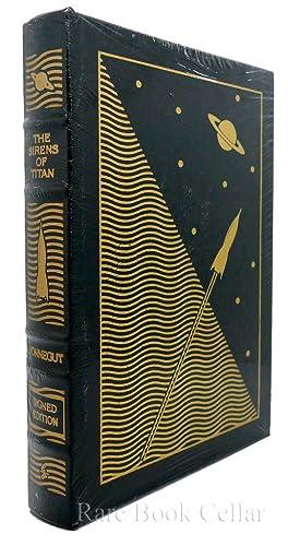 THE SIRENS OF TITAN Easton Press: Kurt Vonnegut, Jr.