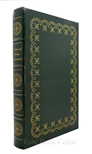 THE POEMS OF EMILY DICKINSON Easton Press: Emily Dickinson