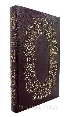 THE AUTOBIOGRAPHY OF BENJAMIN FRANKLIN: Franklin, Benjamin; Van