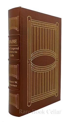 BABE, Easton Press: Robert W. Creamer