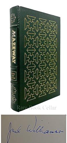 MAZEWAY Easton Press: Jack Williamson