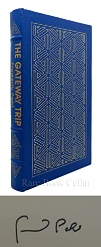 THE GATEWAY TRIP Signed Easton Press: Frederic Pohl