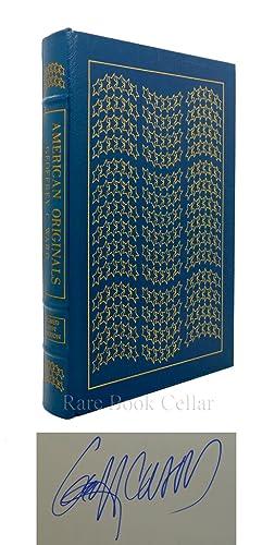 AMERICAN ORIGINALS : Easton Press: Geoffrey C. Ward