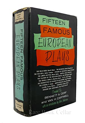 FIFTEEN FAMOUS EUROPEAN PLAYS: Bennett A. Cerf,