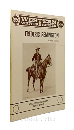 FREDERIC REMINGTON: Fred Erisman