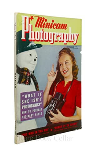 MINICAM PHOTOGRAPHY: THE MINIATURE CAMERA MONTHLY. VOLUME: Will Lane (editor)