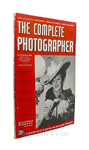 THE COMPLETE PHOTOGRAPHER. ISSUE 16, VOLUME 3: Willard D. Morgan, editor