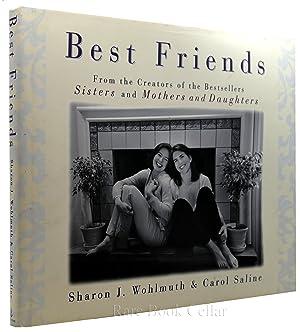 BEST FRIENDS: Sharon J. Wohlmuth