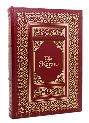 THE KORAN: SELECTED SURAS Easton Press: Valenti Angelo Ill