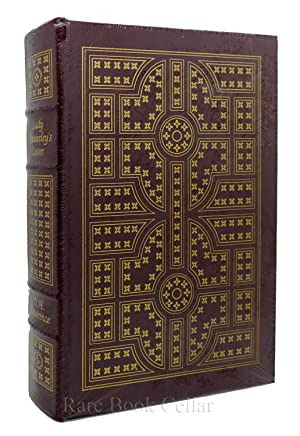 LADY CHATTERLEY'S LOVER Easton Press: D. H. Lawrence