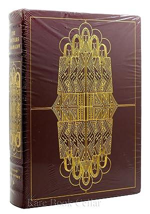 THE BROTHERS KARAMAZOV : Easton Press: Fyodor Dostoyevsky