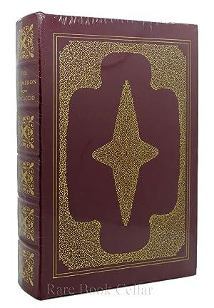 THE DECAMERON Easton Press: Giovanni Boccaccio