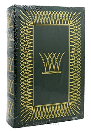 LEAVES OF GRASS Easton Press: Walt Whitman