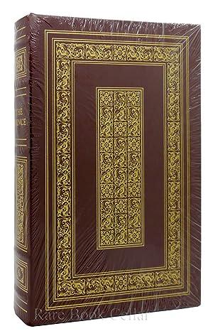 THE PRINCE Easton Press: Niccolo MacHiavelli