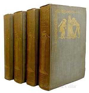 THE FACETIOUS NIGHTS OF STRAPAROLA FOUR VOLUME: Giovanni Francesco Straparola,