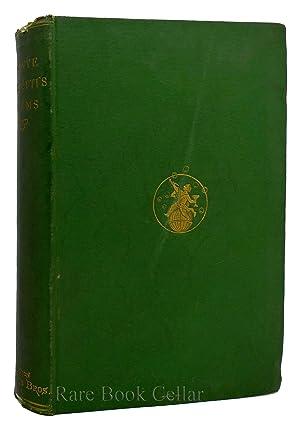 POEMS BY DANTE GABRIEL ROSSETTI: Dante Gabriel Rossetti