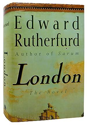 LONDON: Edward Rutherfurd