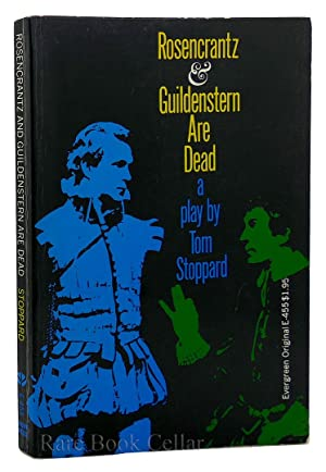 a review of tom stoppards book rosencrantz and guidenstern Rosencrantz and guildenstern are dead the play act one two elizabethans passing time in a place without any visible character they are well-dressed.