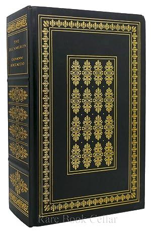 THE DECAMERON Franklin Library: Giovanni Boccaccio