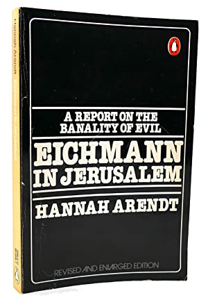 hannah arendt the banality of evil - 300×441