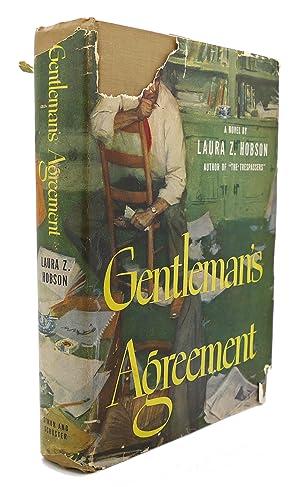 GENTLEMAN'S AGREEMENT: Laura Z. Hobson