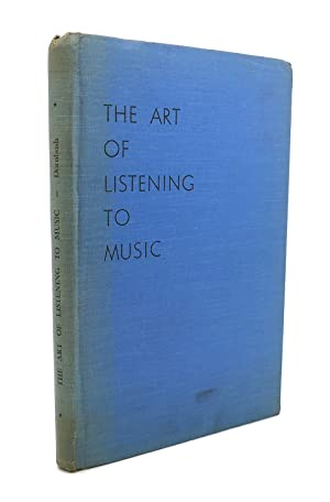 THE ART OF LISTENING TO MUSIC.: Rose Dornbush