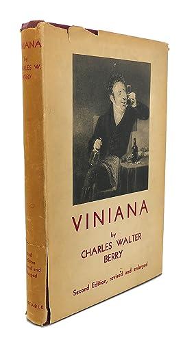 VINIANA: Charles Walter Berry