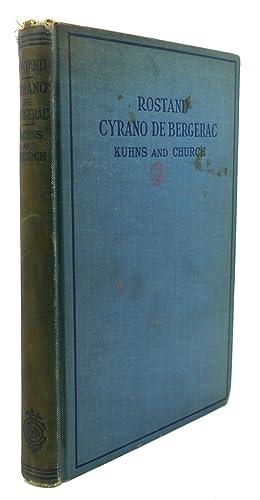 CYRANO DE BERGERAC : Comedie Heroique En Cinq Actes: Edmond Rostand, Oscar Kuhns (editor) , Henry ...