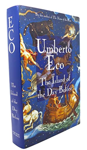 THE ISLAND OF THE DAY BEFORE: Umberto Eco, William Weaver