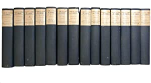 BEAUX AND BELLES OF ENGLAND : 14-Volume Complete Set: Mrs. Mary Robinson, Anthony Hamilton, James ...