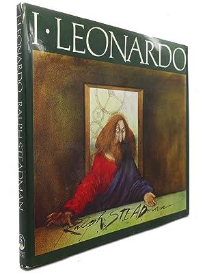 I, LEONARDO: Ralph Steadman