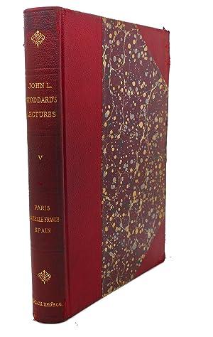 JOHN L. STODDARD'S LECTURES, VOL. V : John L. Stoddard