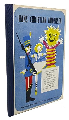 FAIRY TALES : Vol. II: Hans Christian Andersen, Marie-Louise Peuleve (translator) , Svend P. ...