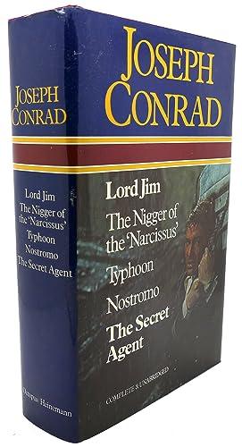 LORD JIM, THE NIGGER OF NARCISSUS, TYPHOON,: Joseph Conrad