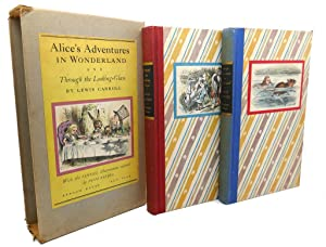 ALICE'S ADVENTURES IN WONDERLAND, THROUGH THE LOOKING-GLASS: Lewis Carroll, John