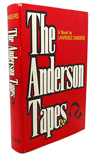 THE ANDERSON TAPES : A Novel: Lawrence Sanders