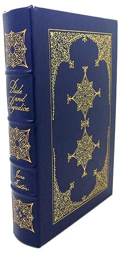 PRIDE AND PREJUDICE Easton Press: Jane Austen