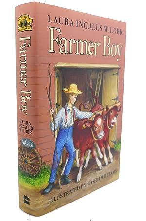FARMER BOY: Laura Ingalls Wilder,