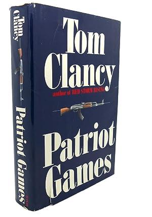 PATRIOT GAMES: Tom Clancy