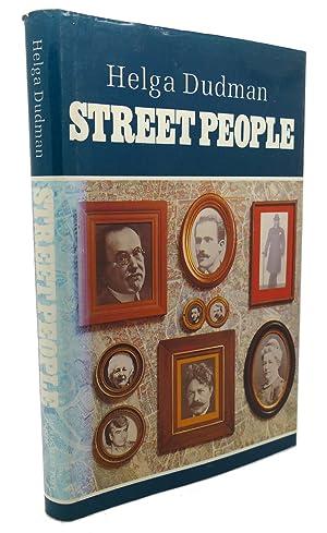 STREET PEOPLE: Helga Dudman