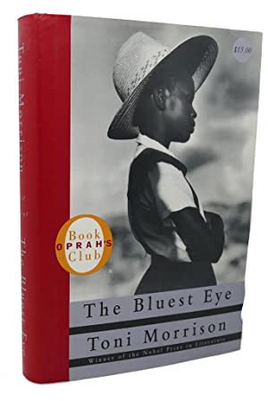 the bluest eye by tony morrison Pecola breedlove, a young black girl, prays every day for beauty mocked by other children for the dark skin, curly hair, and brown eyes that set her apart, she yearns for normalcy, for the blond hair and blue eyes that she believes will allow her to finally fit inyet as her dream grows more fervent, her life.