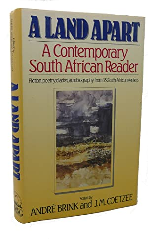 A LAND APART : A Contemporary South: Andre Brink, J.